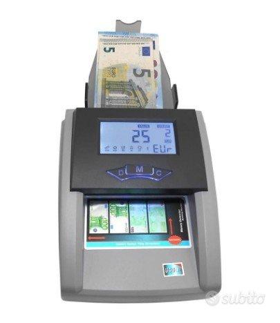 Rilevatore banconote conta soldi usb