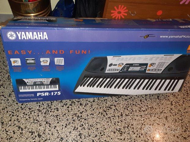 Pianola Yamaha psr-175