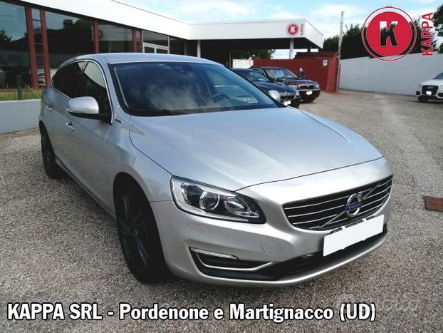 Volvo V60 D6 AWD Geartronic Plug-In Hybrid