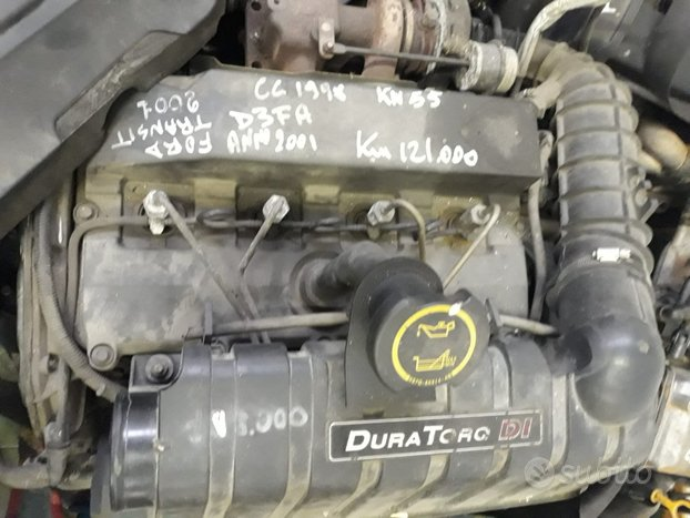 Motore ford transit 2.0 - sigla d3fa