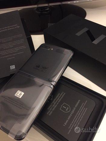 Samsung Z flip 5G 256GB NUOVO SCATOLA