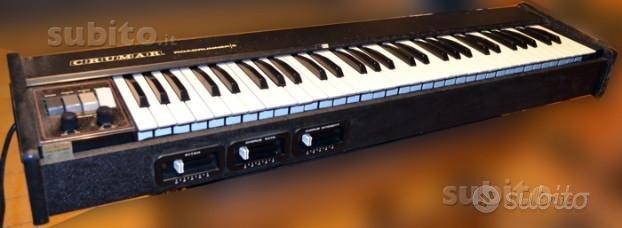 Tastiera portatile Crumar Roadrunner/2