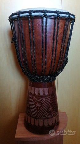 Bongo Djembe africano