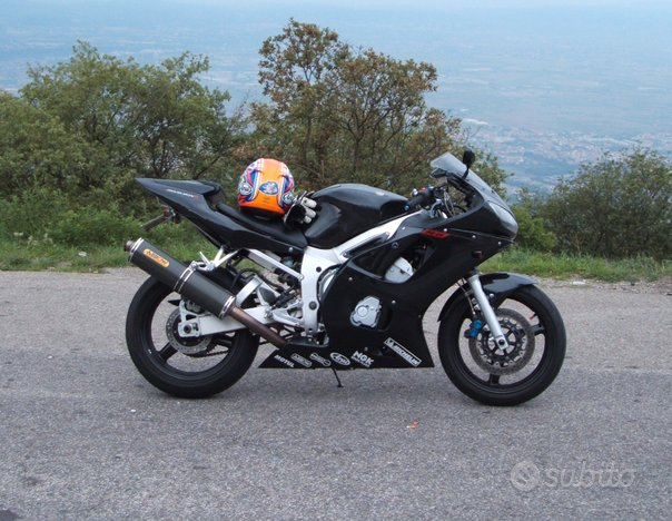 Yamaha YZF R6 my 99