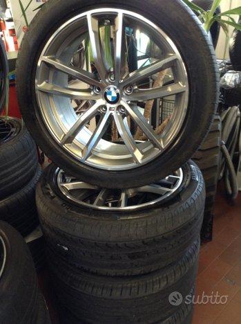 Cerchi in lega 8/9X18 5X112 ORIGINALE BMW S5 G30