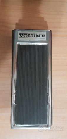 Pedale volume vintage per chitarra