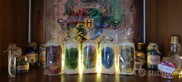Harry Potter candele Personalizzabili,HARRY & CAMILA