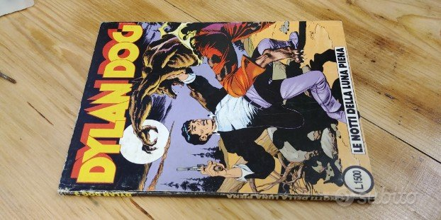 DYD Dylan Dog 3 Originale
