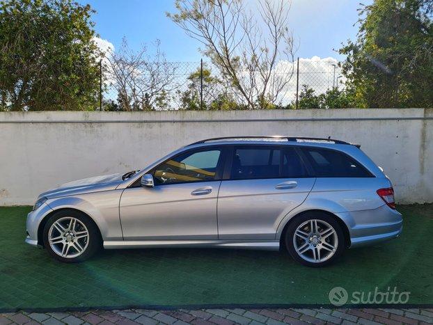 Mercedes Benz C 220 2.2 AMG Cdi 170 Cv Pelle Aut