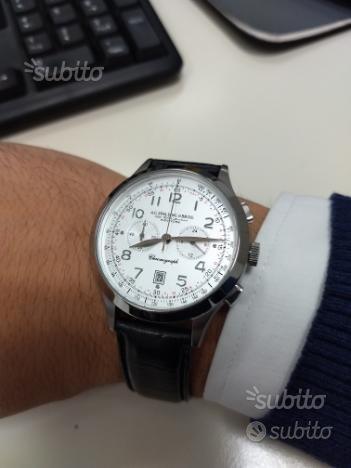 Orologio cronografo Spalding & Bros New York