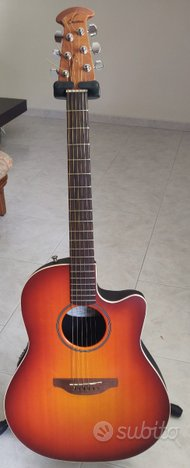 Chitarra Ovation special made in USA s771 ax