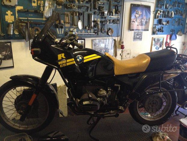 Bmw r100gs - 1993