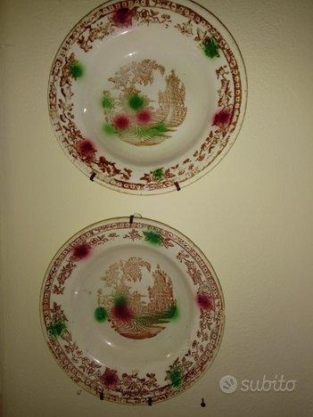 Piatti ceramica MUSSO