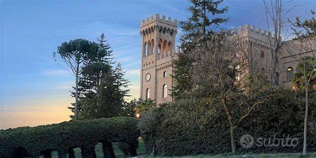 Castello a Gubbio (PG)