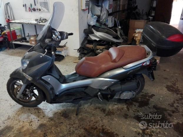 Ricambi yamaha xcity XMAX 125 250 NO CARENE