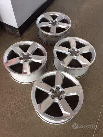 Cerchi Audi Q5 A4 A5 A6 19 pollici