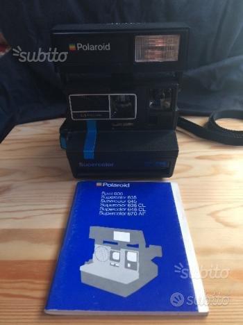 Polaroid Supercolor SE 635