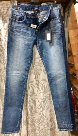 Jeans uomo Saint Laurent Paris nuovi e originali
