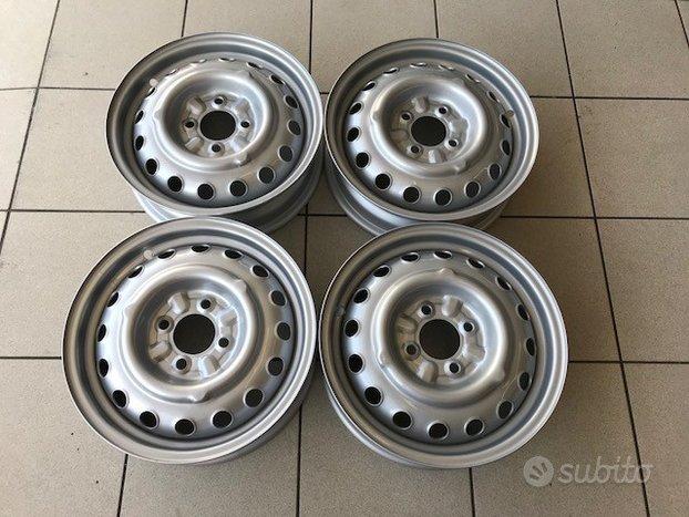 Cerchi Alfa Romeo Giulia 15x4,5 Osso di Seppia