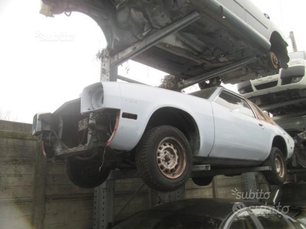 Chevrolet monza towne 5.0 b 1960 -lg3- ricambi