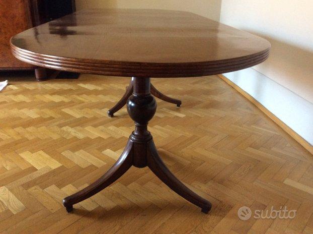 tavolo ovale 900 cm 234x93