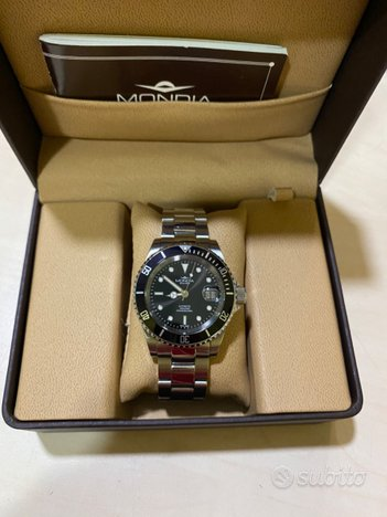 MONDIA SWISS MADE - Submariner 40 mm