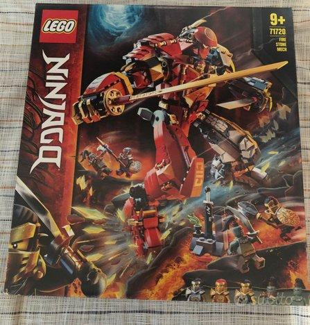 LEGO NINJAGO 71720 Mech Pietra-Fuoco
