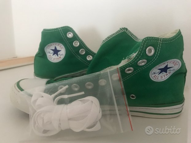 Scarpe converse all star alte originali NUOVE