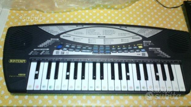 Bontempi Sigma DJ-Keyboard parlante