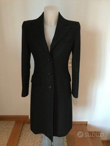 Cappotto di Dolce e Gabbana grigio scuro