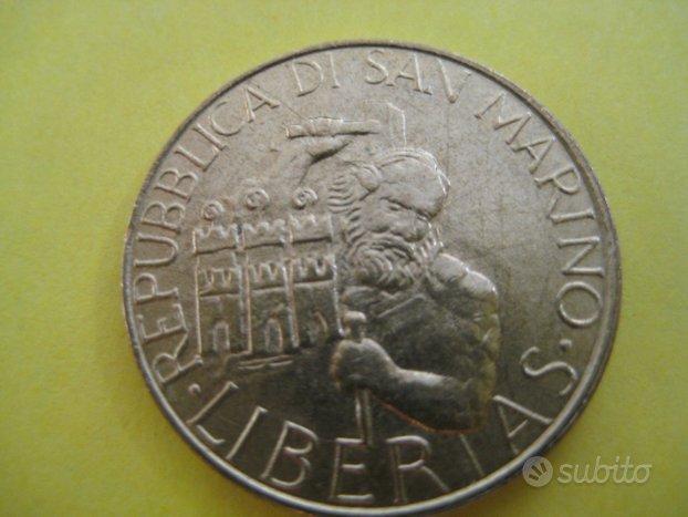 200 Lire San Marino 1994 Fao Rif. 34 bis