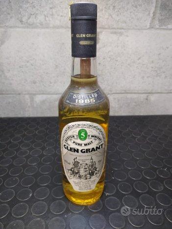 Scotch Whisky Glen Grant anno 1985