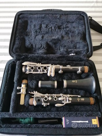 Clarinetto yamaha 255
