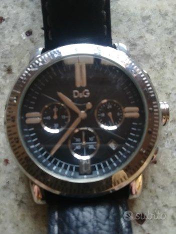 Orologio Uomo Dolce Gabbana originale