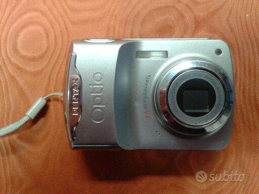 Fotocamera digitale pentax optio e35