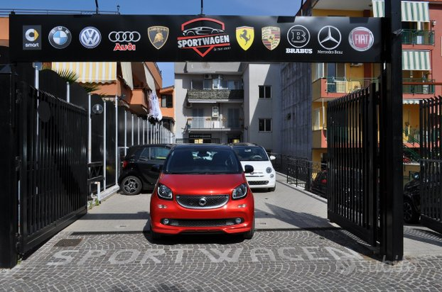 Smart ForFour forfour 90 0.9 Turbo twinamic Pass