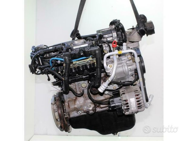 Motore completo 188a4000 fiat 1.2