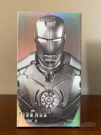 Iron Man Mark 2 Action Figure