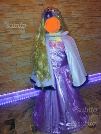 Vestito Rapunzel