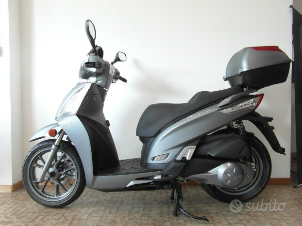 Kymco People GTI 125 antracite opaco