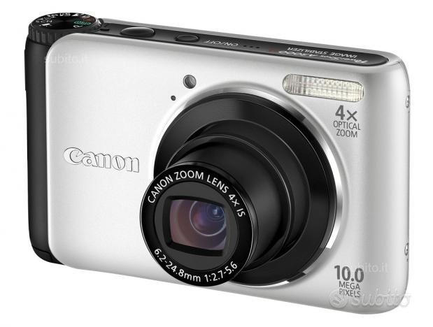 Fotocamera canon powershot a 3000 is digitale