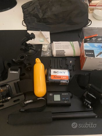 Action Cam Sony HDR-AS20& kit
