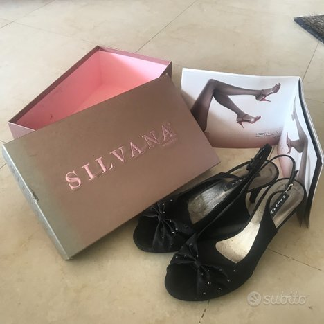 Sandali da donna Silvana Made in Italy