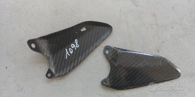 Paratacchi carbonio Ducati 1098