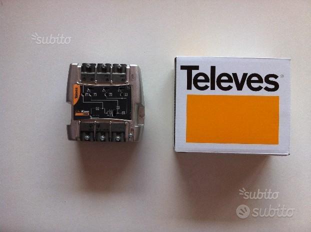 Centralino TV - ampli Televes mini kom easy 562401