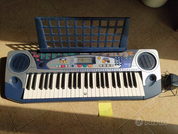 Pianola Yamaha PSR160