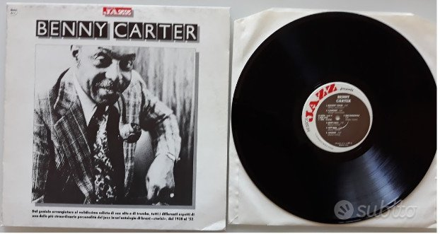 LP originale: Benny Carter