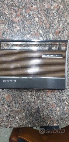 Radio grundig melody boy
