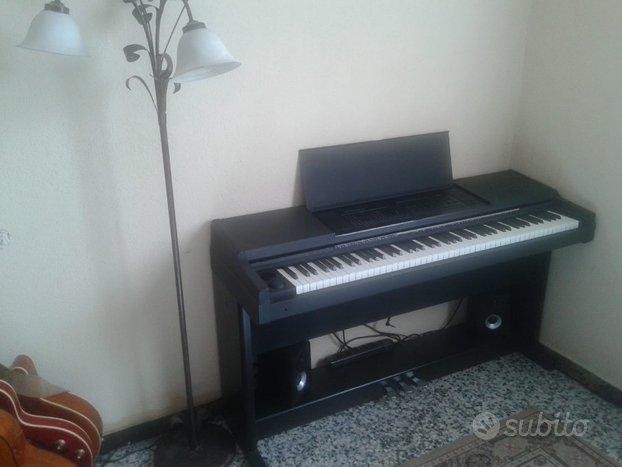 GEM 400 Piano workstation midi 88 tasti pesati