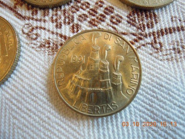 Monete 200 lire